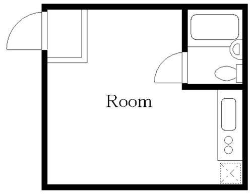五反田 徒歩15分 1階 1R 賃貸アパート