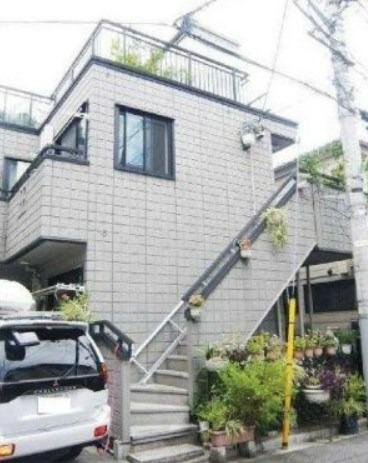 中目黒 徒歩13分 1階 1K 賃貸アパート