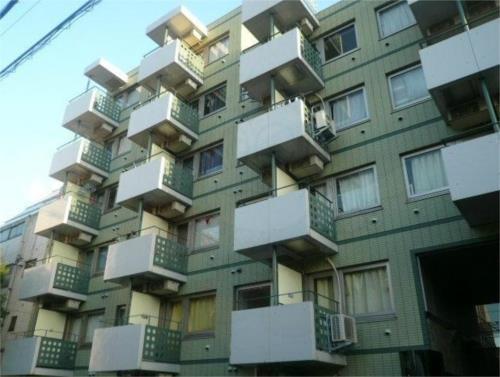 用賀 徒歩4分 3階 1K 賃貸マンション