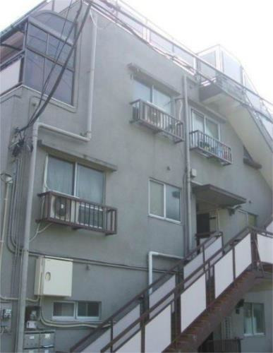 中目黒 徒歩18分 2階 1K 賃貸マンション
