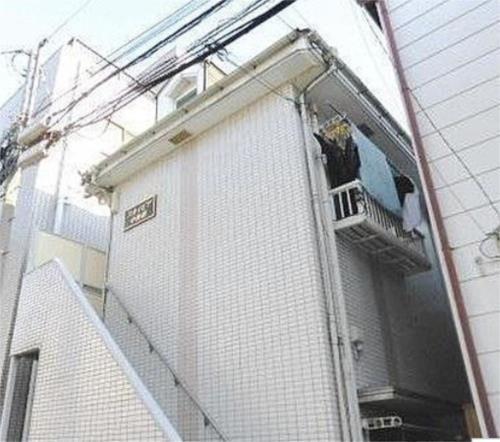 板橋区役所前 徒歩10分 2階 1R 賃貸アパート