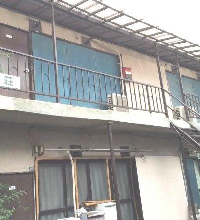 東武練馬 徒歩20分 2階 2K 賃貸アパート