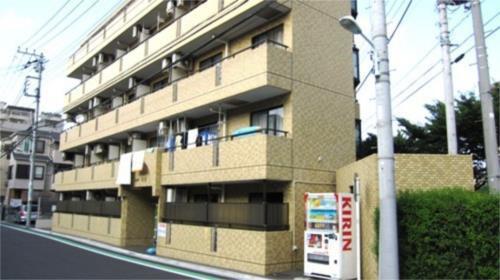 京成立石 徒歩10分 5階 1R 賃貸マンション