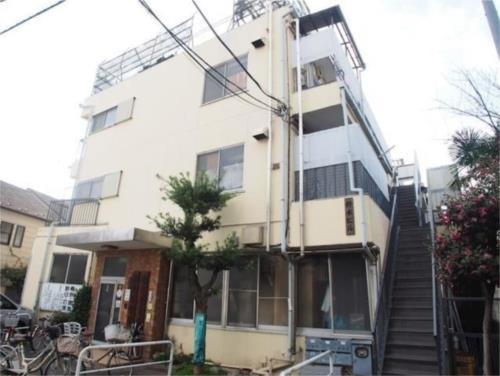 板橋本町 徒歩18分 3階 2DK 賃貸マンション