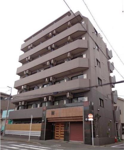 蒲田 徒歩8分 6階 1K 賃貸マンション