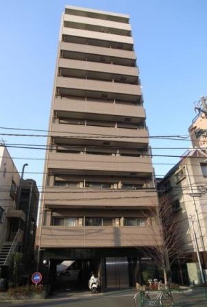 東あずま 徒歩16分 7階 1K 賃貸マンション