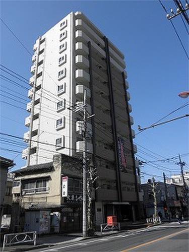 京成曳舟 徒歩7分 2階 1K 賃貸マンション