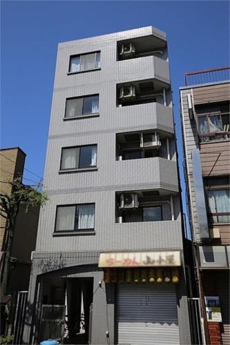 中野新橋 徒歩6分 2階 1DK 賃貸マンション