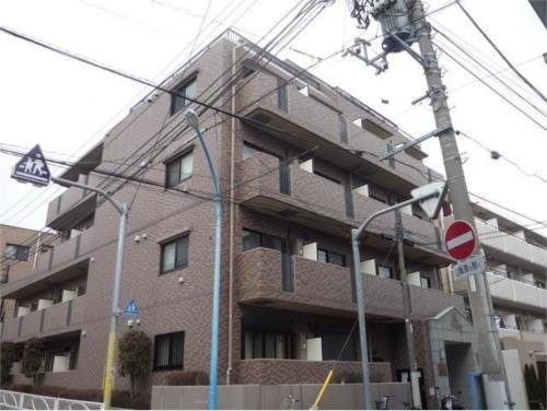 東長崎 徒歩15分 2階 1K 賃貸マンション