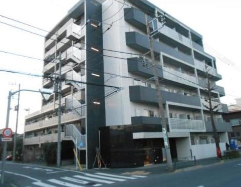 石神井公園 徒歩29分 4階 1K 賃貸マンション