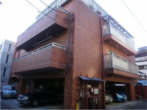 中野新橋 徒歩2分 2階 1K 賃貸マンション