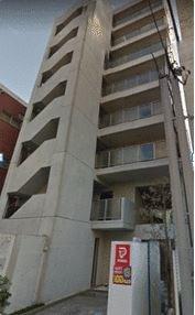 亀戸 徒歩7分 4階 1K 賃貸マンション