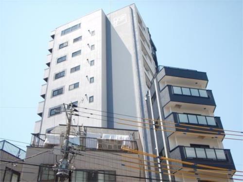浅草 徒歩17分 2階 1K 賃貸マンション