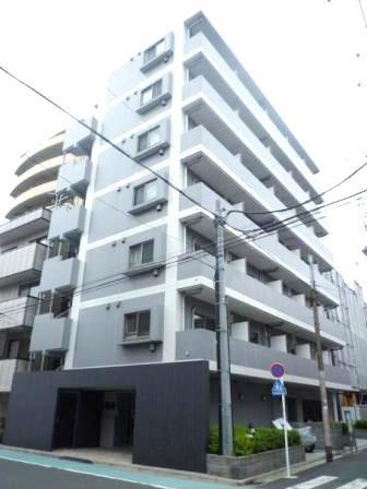 本所吾妻橋 徒歩3分 6階 1K 賃貸マンション