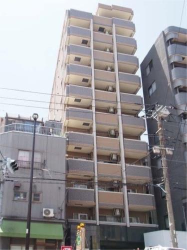 浅草 徒歩20分 9階 1K 賃貸マンション