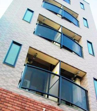 氷川台 徒歩22分 4階 1K 賃貸マンション