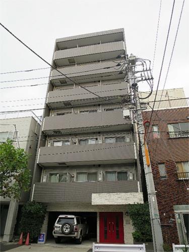 菊川 徒歩19分 3階 1R 賃貸マンション