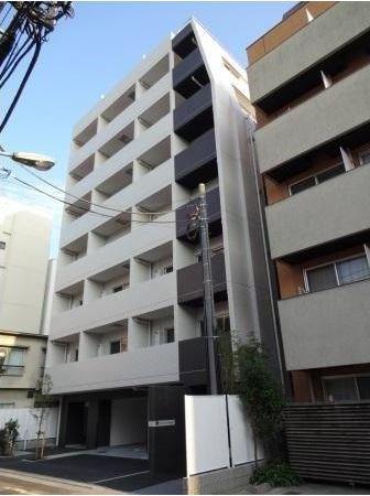 立会川 徒歩15分 2階 1K 賃貸マンション
