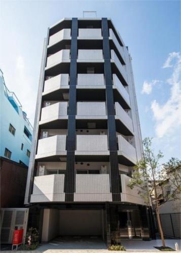 立会川 徒歩10分 3階 1K 賃貸マンション