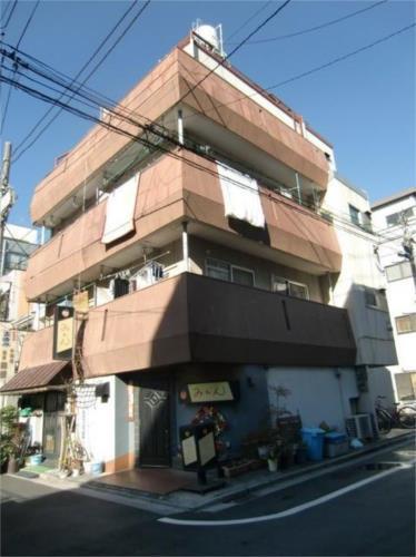 浅草 徒歩9分 2階 1DK 賃貸マンション