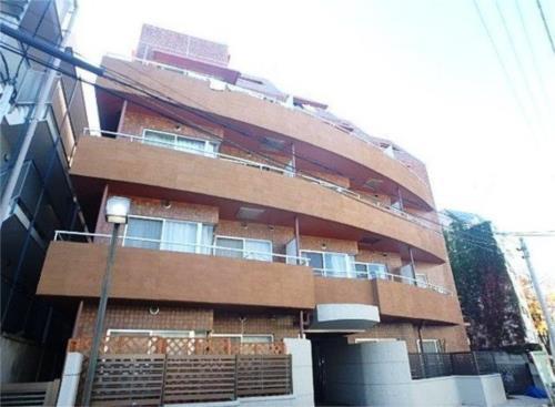 板橋区役所前 徒歩11分 2階 1R 賃貸マンション