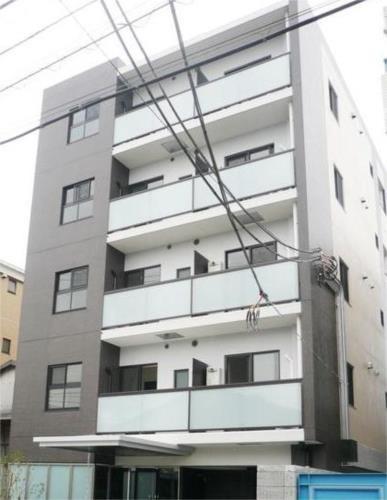 志村坂上 徒歩27分 3階 1K 賃貸マンション