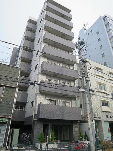 浅草 徒歩20分 4階 1R 賃貸マンション