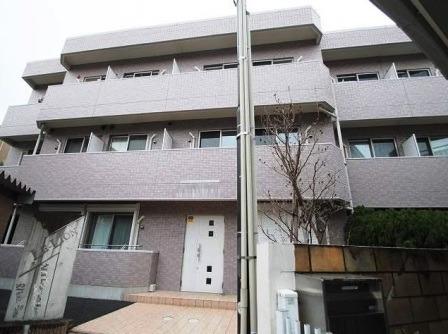 鷺ノ宮 徒歩6分 3階 1K 賃貸マンション
