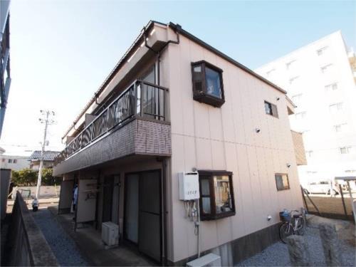 検見川 徒歩7分 2階 2DK 賃貸マンション