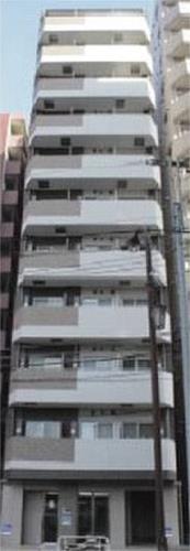 門前仲町 徒歩8分 6階 1K 賃貸マンション