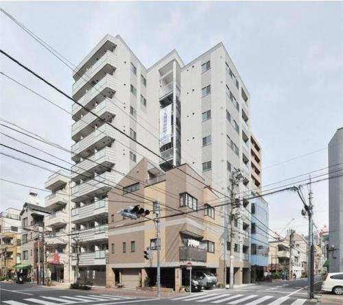 入谷 徒歩6分 4階 1K 賃貸マンション