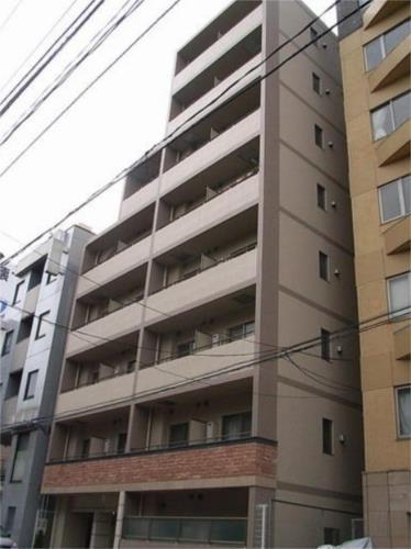 錦糸町 徒歩10分 4階 1K 賃貸マンション