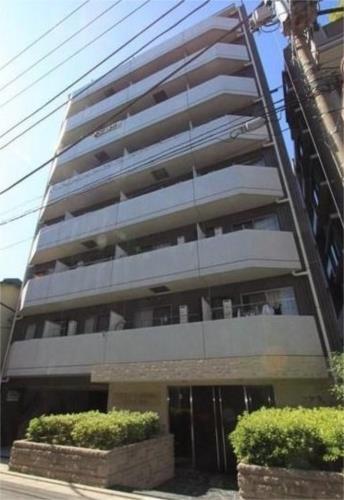 森下 徒歩3分 7階 1K 賃貸マンション