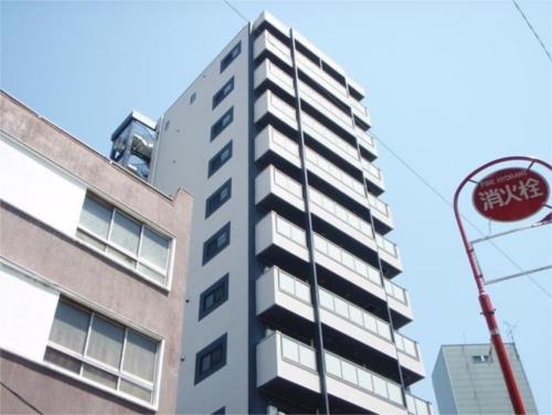 三ノ輪 徒歩10分 4階 1K 賃貸マンション