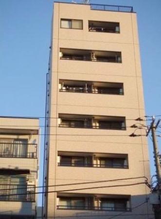 菊川 徒歩10分 4階 1R 賃貸マンション