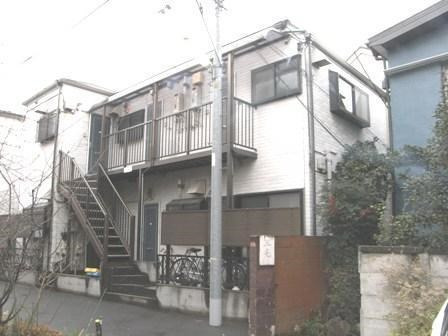 阿佐ヶ谷 徒歩6分 1階 1DK 賃貸アパート
