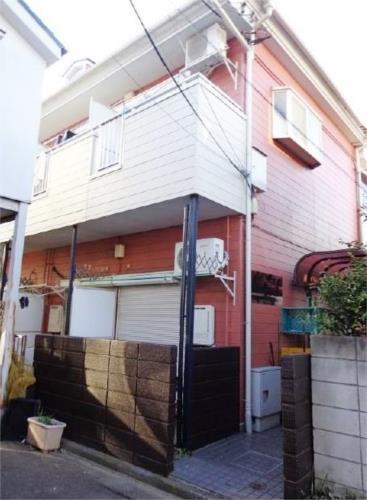 武蔵野台 徒歩15分 2階 1K 賃貸アパート