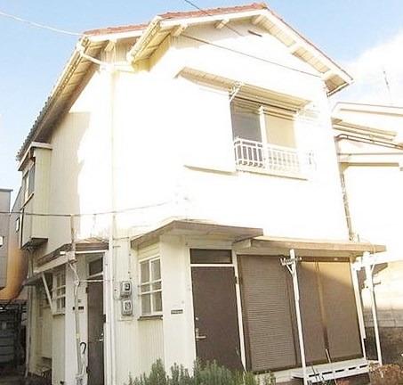 上野毛 徒歩5分 1階 2K 賃貸アパート