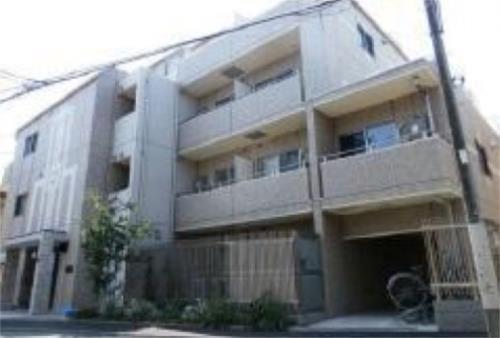 富士見ヶ丘 徒歩9分 3階 1K 賃貸マンション
