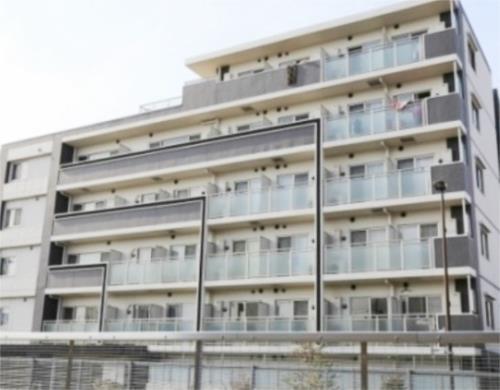 富士見台 徒歩14分 2階 1K 賃貸マンション