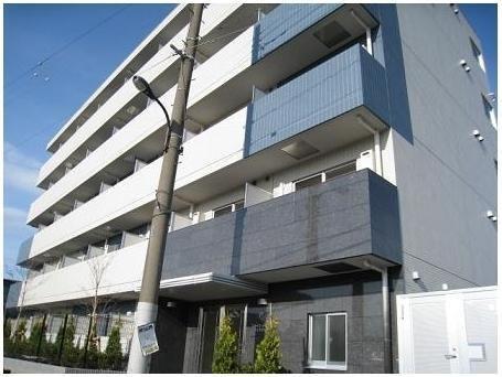 鷺ノ宮 徒歩16分 5階 1K 賃貸マンション