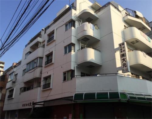 早稲田 徒歩8分 5階 1DK 賃貸マンション