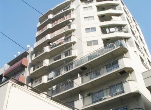 新三河島 徒歩9分 7階 2DK 賃貸マンション