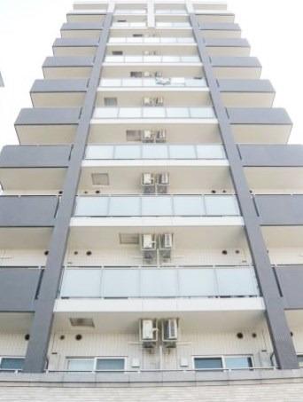 平和台 徒歩13分 8階 1K 賃貸マンション
