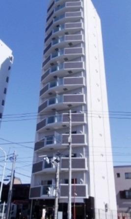 赤羽岩淵 徒歩12分 4階 1K 賃貸マンション