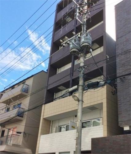 菊川 徒歩15分 3階 1K 賃貸マンション