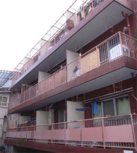 代々木 徒歩7分 2階 2K 賃貸マンション