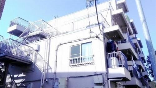 志村坂上 徒歩10分 2階 2K 賃貸マンション