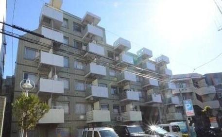 二子玉川 徒歩22分 1階 1K 賃貸マンション