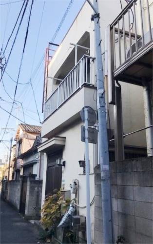 平井 徒歩11分 1階 2DK 賃貸一戸建て